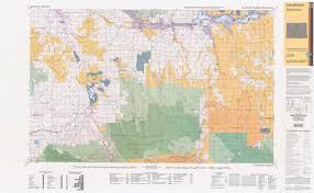 Iditarod Map Public Room Bureau Of Land Management