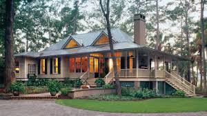 architectures southern style homes with wrap around porch house