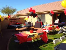 mickey mouse party ideas mickey mouse birthday party ideas photo 8 of 24 catch my we
