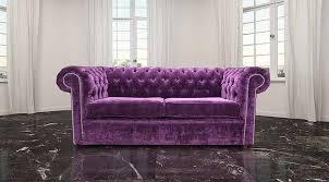 Purple Velvet Chesterfield Sofa Designersofas4u Purple Velvet Chesterfield Sofa Uk
