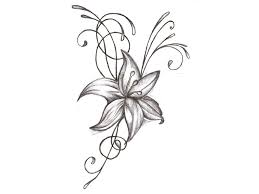 flower sketch cliparts co