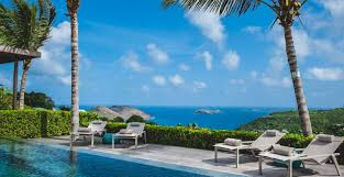 St Barts On Map by Villa Lina Colombier St Barts By Premium Island Vacations