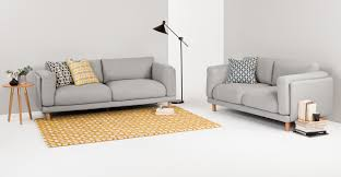 Gray And Gold Etruria 100 Linen Cushion 50 X 50cm Ash Grey And Gold Made Com
