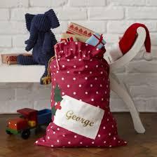 spotty santa sack mischiefs