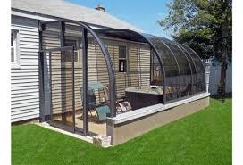 Polycarbonate Porch by Spa Enclosure Gazebos Patio Enclosures Pt01