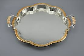 wedding serving trays luxury cake plate wedding candy tray boutique serving tray