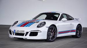 martini racing ferrari porsche celebrates le mans return with 911 s martini racing edition
