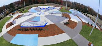 SwiftCantrell Skate Park We Designed And Built In Kennesaw - Backyard skatepark designs