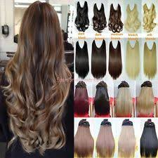 headband hair extensions wire hair extensions ebay