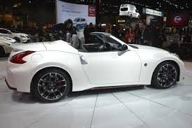 nissan 370z nismo stance nissan 370z nismo roadster concept makes world debut at 2015