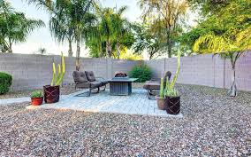 Stone Patio Diy by Crushed Gravel Patio Diy Pebble Epoxy Pool Patio Diy Maybe This Is