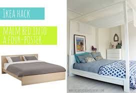 stolmen bed hack 14 bedroom hacks that are borderline genius