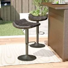 Patio Bar Table Patio Bar Furniture You Ll Wayfair