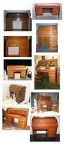 How To Refinish Desk From Antique To Chic U2013 Roll Top Desk Diy U2014 Juvenile Hall Design