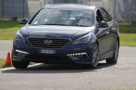 hyundai sonata premium car review 2016 hyundai sonata premium turbo at drive to survive