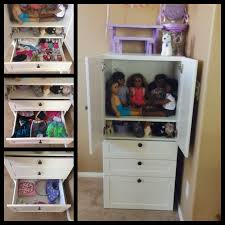 american storage solution using stuva system from ikea