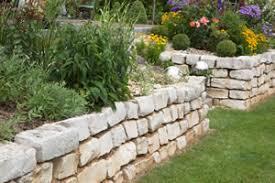 gartenmauer bauen systeme anleitung und kosten