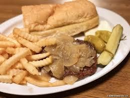 cuisine am icaine bar on the burger trail the fritzburger at fritz s pub onmilwaukee