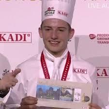 commis de cuisine geneve robin bessire remporte le prix du meilleur commis lors de la