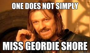 Geordie Shore Memes - which geordie shore character are you