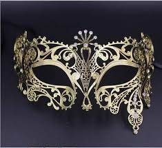 black and gold masquerade masks party masks fashion mask black silver white gold