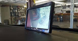 Blind Spot Detection System Installation Blind Spot Camera U0026 Monitor Installed Kansas Citynational Auto