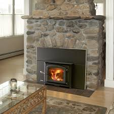 replace fireplace insert binhminh decoration