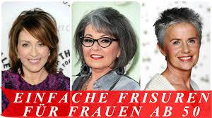 Bob Frisuren F Die Frau Ab 50 by Einfache Frisuren Für Frauen Ab 50