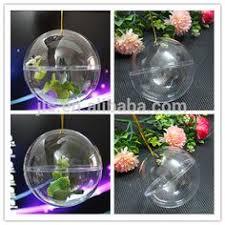 clear ornaments balls for transparent acrylic box