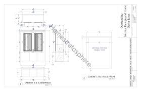 Blueprints Of Homes Mudroom Locker With Storage Bench Plan Pdf Blueprint