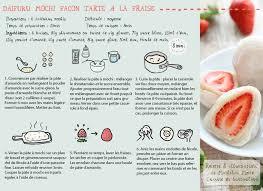 recettes de cuisine en mochi amande recette recettes mochi tooth and