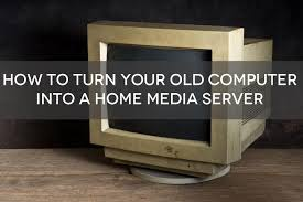 home theater pc build how to turn an old computer into a home media server digital trends