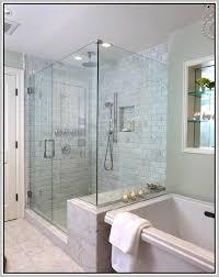 Sliding Tub Shower Doors Awesome Frameless Sliding Glass Shower Doors Home And Interior