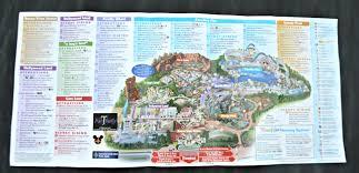 disneyland california adventure map disneyland california guide the resourceful