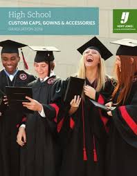 high school cap and gown rental herff jones high school caps gowns 2016 by herff jones issuu