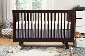 Babyletto Hudson Convertible Crib Babyletto Hudson 3 In 1 Convertible Crib With Toddler Rail My