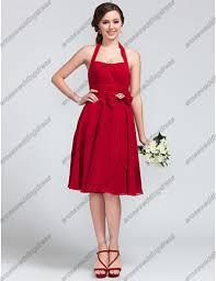 cheap dark red bridesmaid dresses uk wedding short dresses