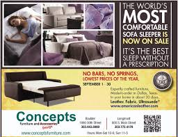 Sofa Sleeper For Sale American Leather Comfort Sleeper Sale Concepts Furniture