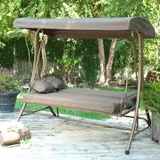 two person hammock swing outdoor 3 person swing canopy hammock