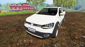 vw saveiro volkswagen saveiro g6 for farming simulator 2015