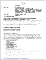 Tax Resume Objective  The Tax Accountant Sample Resume  Job Resume     Resume Experts