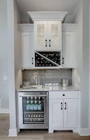 Home Wet Bar Decorating Ideas Best 25 Wine Fridge Ideas On Pinterest Wine Storage Wine