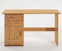 Schreibtisch Naturholz Massiv Kiefer Möbel Ruhbaz Com