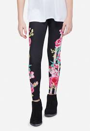 pattern leggings pinterest patterned leggings original price 26 90 available at justice
