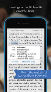 logos bible study and reading on the app store