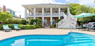 house with pool tybee island vacation rentals with pool tybee vacation rentals
