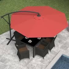 furniture patio bench with umbrella home depot patio umbrella