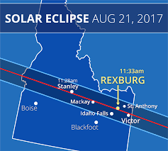 Idaho Time Zone Map Everything You Need To Know About The Rexburg Solar Eclipse