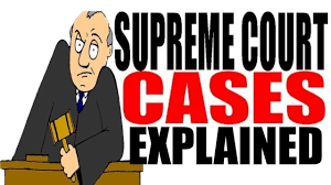 supreme court cases for dummies us history review youtube