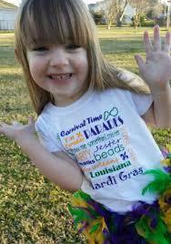 mardi gras shirts mardi gras time toddler t shirt monogram express
